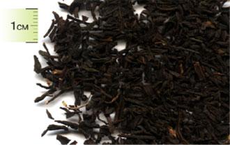 Чай чёрный листовой с ароматом ксиангкао
